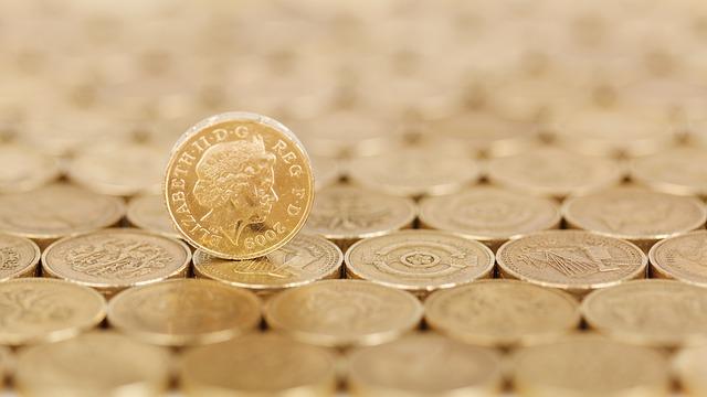 královna na mincíh